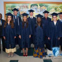 Congratulations to two graduating classes