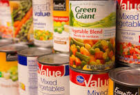 Food Drive for the Harvest House
