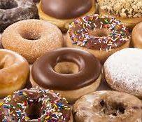 KRISPY KREME Donuts Fundraiser